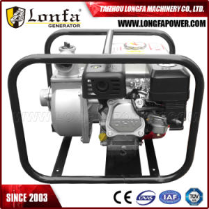 4HP Gx120 Wp20 Gasoline Water Pump pictures & photos