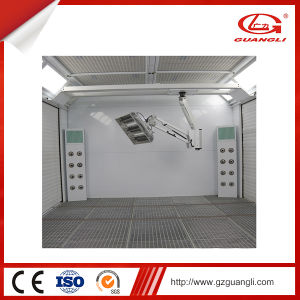 Amazing Price Full Downdraft Auto Paint Spray Booth/Car Spray Bake Painting Booth/Car Repair Station (GL2-CE) pictures & photos