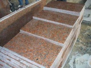 Import and Export Supplier G562 Granite Tiles pictures & photos