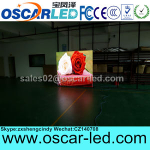Outdoor P4 P5 P6 Advertising LED Display Screen Panel