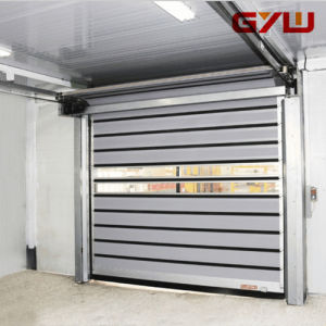 Automatic Metal Rolling Door for Cooler/Freezer pictures & photos