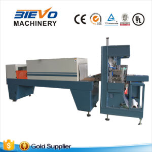 Automatic Hot Shrink Wrapping Machine for Packing Line pictures & photos