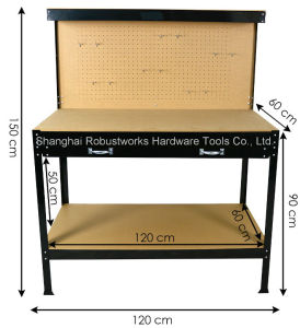 Heavy Duty Workbench with Single Drawer (WB005-1) pictures & photos
