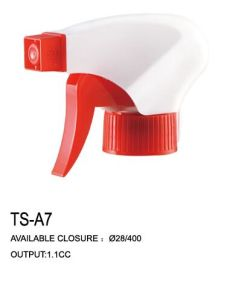 Plastic Hand Mini Trigger Sprayer 28/400 Sprayer Trigger Ts-A7 pictures & photos