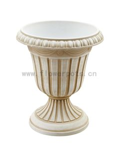 Urn Flower Pot - Rome Shape (KD2922WP-KD2925WP) pictures & photos