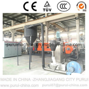 Industry Plastic Wastes Recycling Machine for Shampoo Bottle Flakes pictures & photos