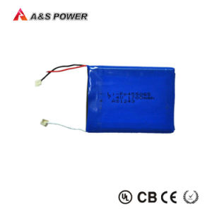 455065 7.4V 1700mAh Rechargeable Lithium Polymer Battery pictures & photos