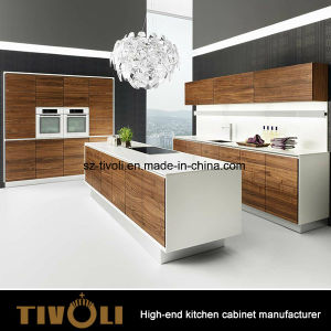 High Gloss Top Quality Modern Custon Wood Kitchen Furniture (Tivo-0011h) pictures & photos