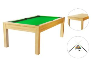 7′ 3 in 1 Billiard Table/213cm 3 in 1 Billiard Table pictures & photos