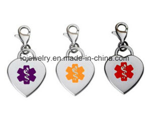 Medical Stainless Steel Jewelry Bead Pendant Charm pictures & photos