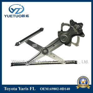 Glass Window Lifter for Toyota Yaris Front Left 69802-0d140 pictures & photos