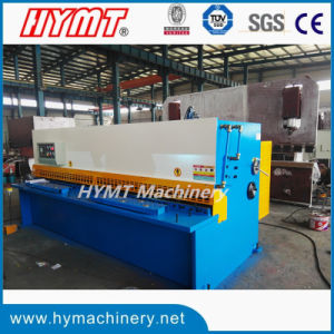 QC12Y-10X3200 Hydraulic carbon steel plate shearing cutting machine pictures & photos