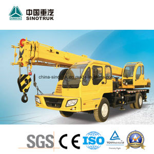 Top Quality The Best Truck Crane Qy16f of 16tons