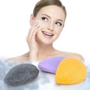100% Natural Oval Shape Konjac Sponge pictures & photos
