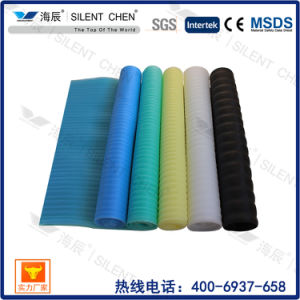 High Density 2mm Blue EPE Foam Underlay for Flooring. pictures & photos