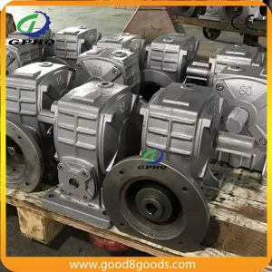 Wpa60 0.75HP/CV 0.55kw Geared Reducer pictures & photos