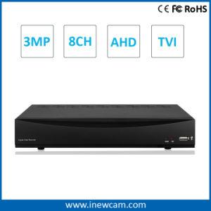 H. 264 8CH P2p 3MP/2MP CCTV Ahd DVR pictures & photos