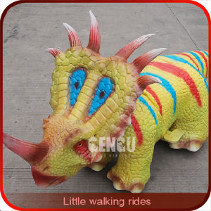 Amusement Park Animatronic Dinosaur Ride pictures & photos