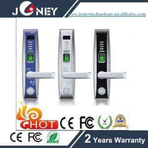 Hot Sale Intelligent Fingerprint Lock with OLED Display and USB Interface pictures & photos
