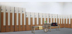 HPL (Compact Laminate) Lockers for Changing Room pictures & photos