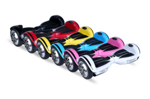 Chic Smart 2 Wheels Self Balancing Electric Scooter with LED Light pictures & photos