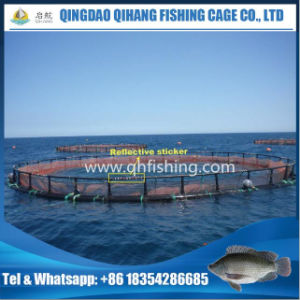 Fish Farm Floating Fish Cage Popular in Ghana Market pictures & photos