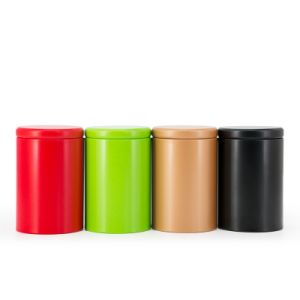 50g Tea Tin Box Coffee Tin Canisters pictures & photos