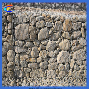Low Price Hot Dipped Galvanized Gabion Wall/Gabion Mesh (CT-1) pictures & photos