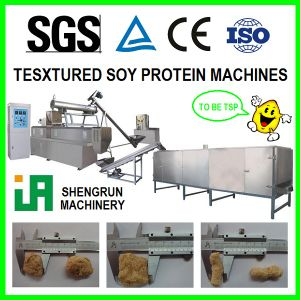 Textured Soybean Protein Machine/ Equipment/ Plant/ Line (TSE65-H)