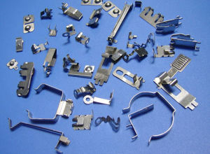Flat Spring Clips pictures & photos
