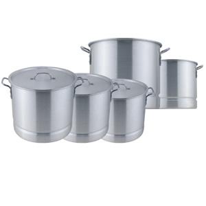 Kitchenware /Aluminum Stock Pot (Set# AL-2064-5) pictures & photos