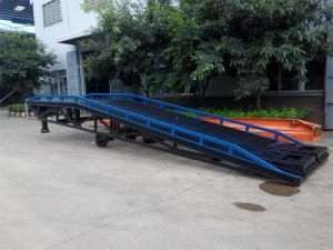 Container Loading Ramp; Container Yard Ramps pictures & photos