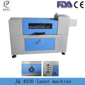 Turkmenistan Paper Laser Engraving and Cutting Machine pictures & photos