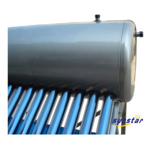 Non-Pressure Stainless Steel Solar Water Heater pictures & photos