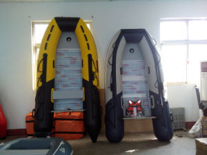 Inflatable Boats Alib300 and 330