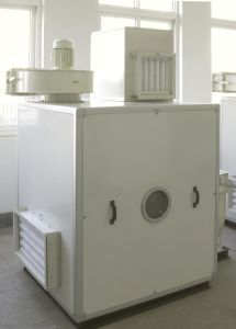 Industrial Dehumidifier--Rotor Dehumidification Unit