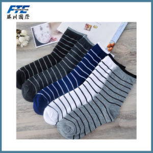 Custom Cotton Socks for Promotion Gift pictures & photos