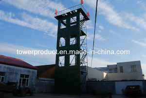 Megatro Fire Control and Training Steel Tower (MGO-FCT07) pictures & photos