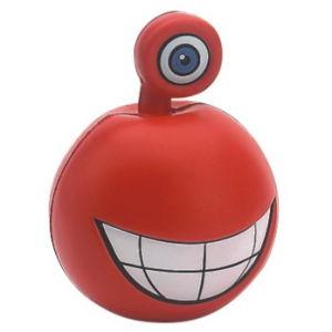 The Cartoon Eyes Man Stress Ball Toy