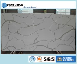 Wholesale Building Material Quartz Stone Slabs for Table Top/ Kitchen Countertops/ Solid Surface pictures & photos