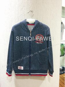 Kids Boy Sports Hoodies for Children Wear Kids Clothes Sq-6650 pictures & photos