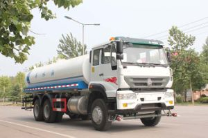 HOWO 6X4 20 M3 Water Tanker Truck (ZZ1257M4641W) pictures & photos