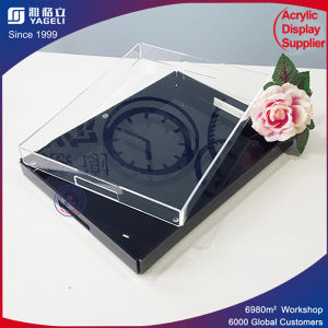 Yageli Hotel Guest Room Acrylic Tray Service Tray pictures & photos
