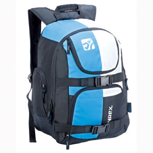Outdoor Sports Travel School Daily Skate Backpack Bag pictures & photos