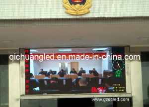 P6 Indoor Full Color LED TV Display pictures & photos
