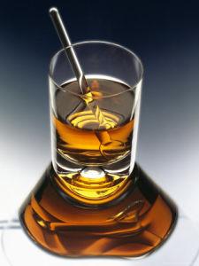Glass Cocktail Stirrer
