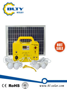 10 W Solar Lighting System pictures & photos