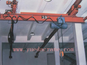 Single Beam Suspension Crane (LX Single Girder EOT Crane)