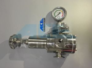 Stainless Steel Sanitary Pneumatic Safety Relief Valve (ACE-AQF-3B) pictures & photos