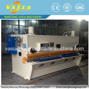 Automatic Sheet Metal Shearing Machine pictures & photos